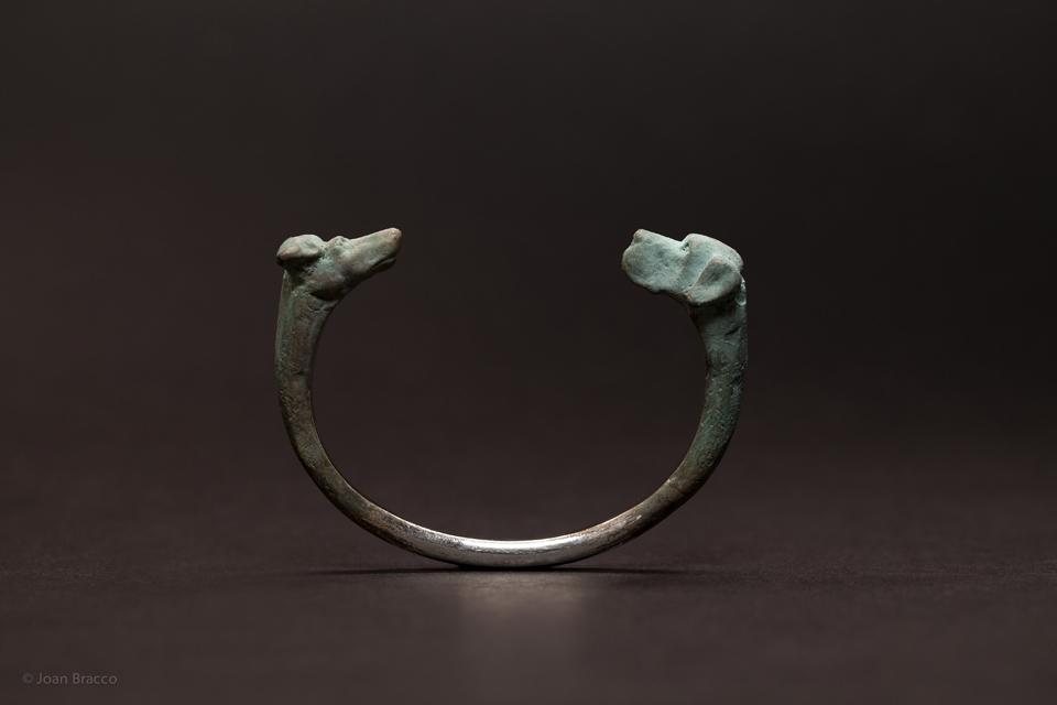bracelet : patinated silver - 2011
