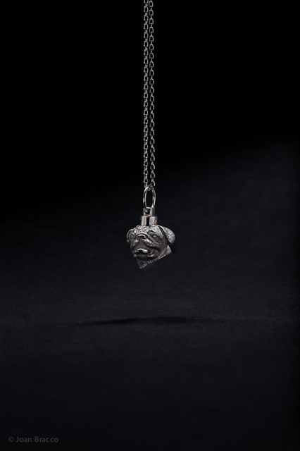 necklace, 2011 : silver