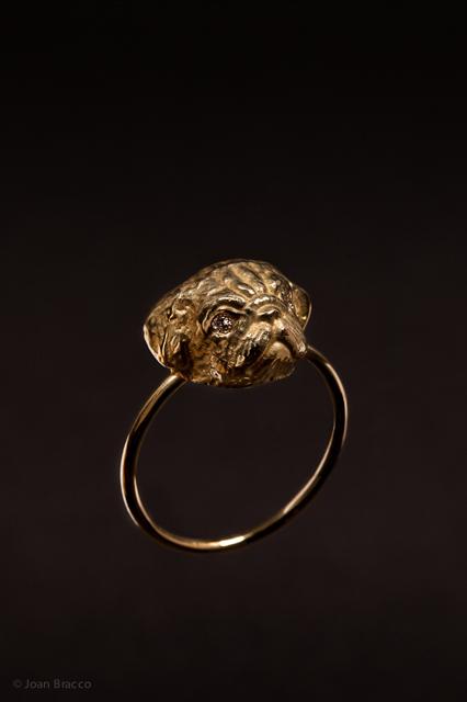 ring, 2011 : gold, diamonds
