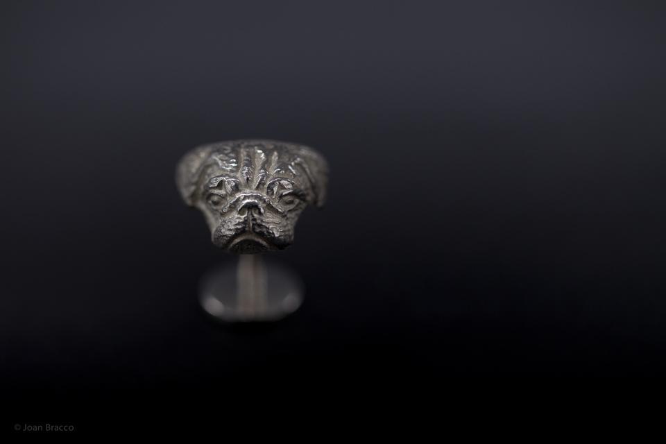 cuff-link, 2011 : silver